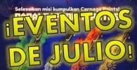 Eventos de Julio 2020 en Free Fire