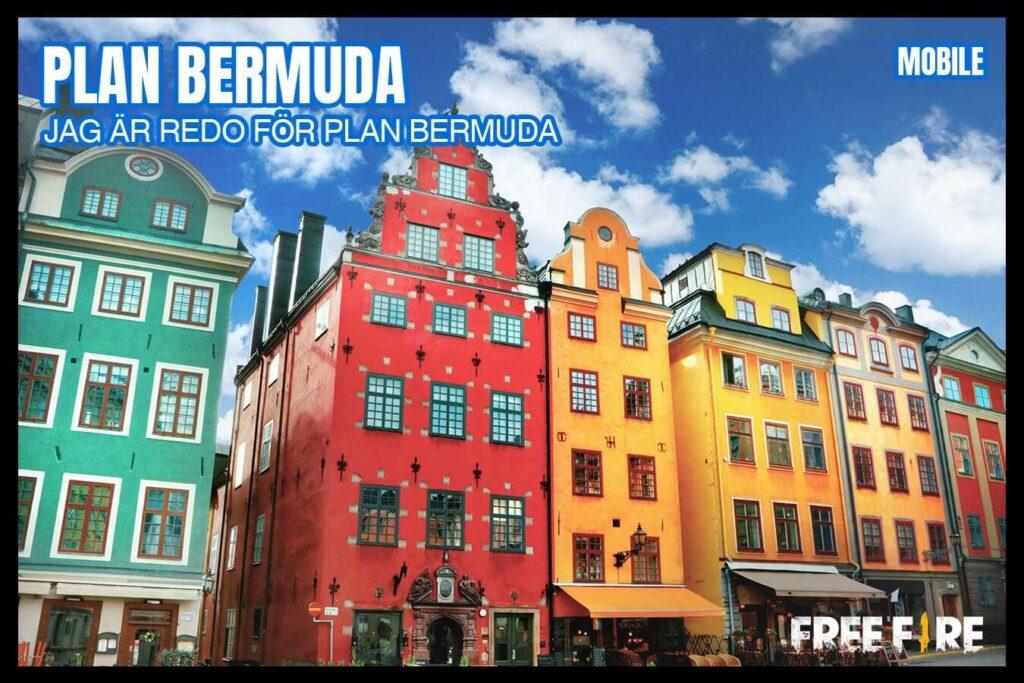 Plan Bermuda Suecia